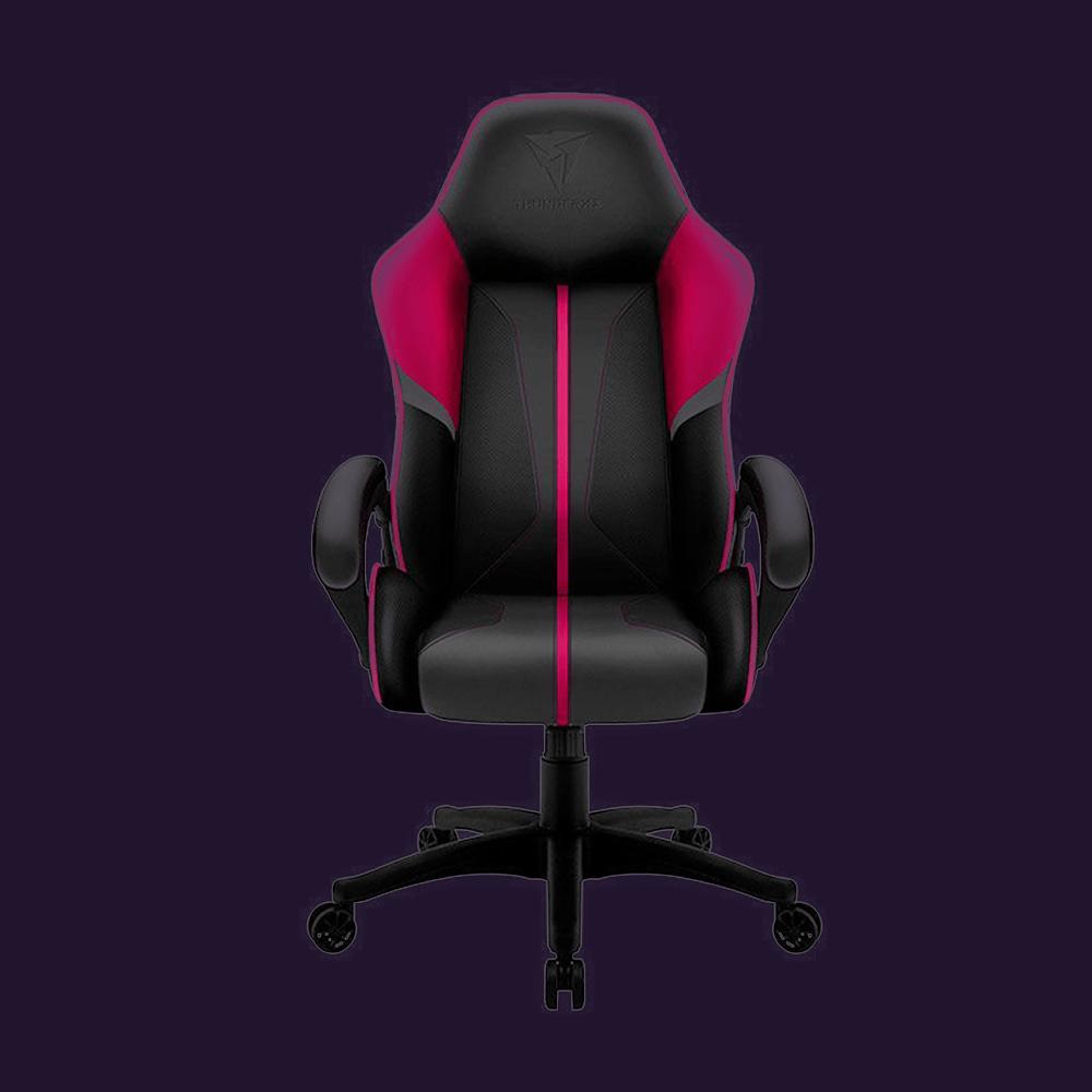 Cadeira Gamer Profissional Air Bc-1 Boss Rosa Fuchsia Thunderx3