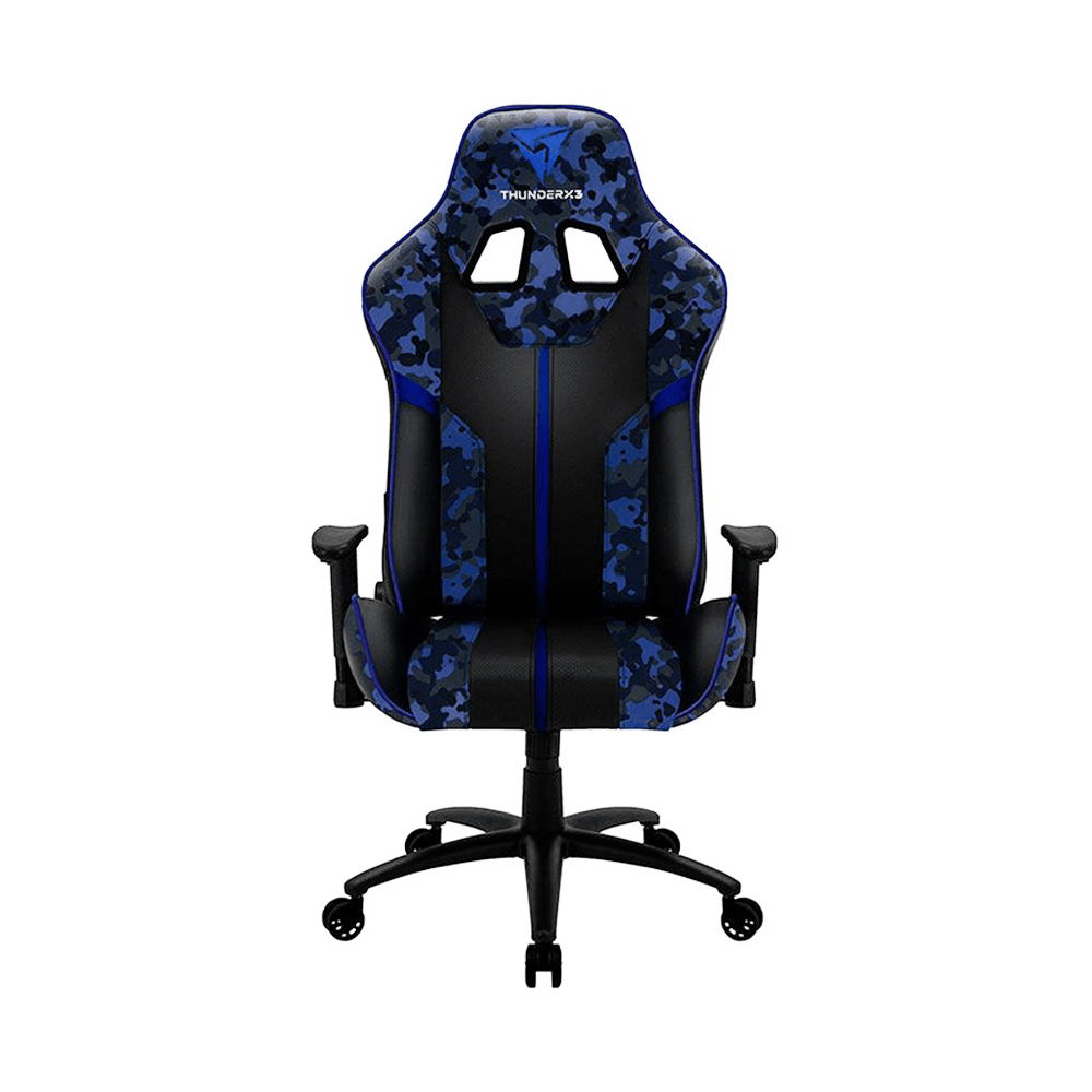Cadeira Gamer ThunderX3 BC3 Camo Azul Admiral - BC3 CM/AZ 68832