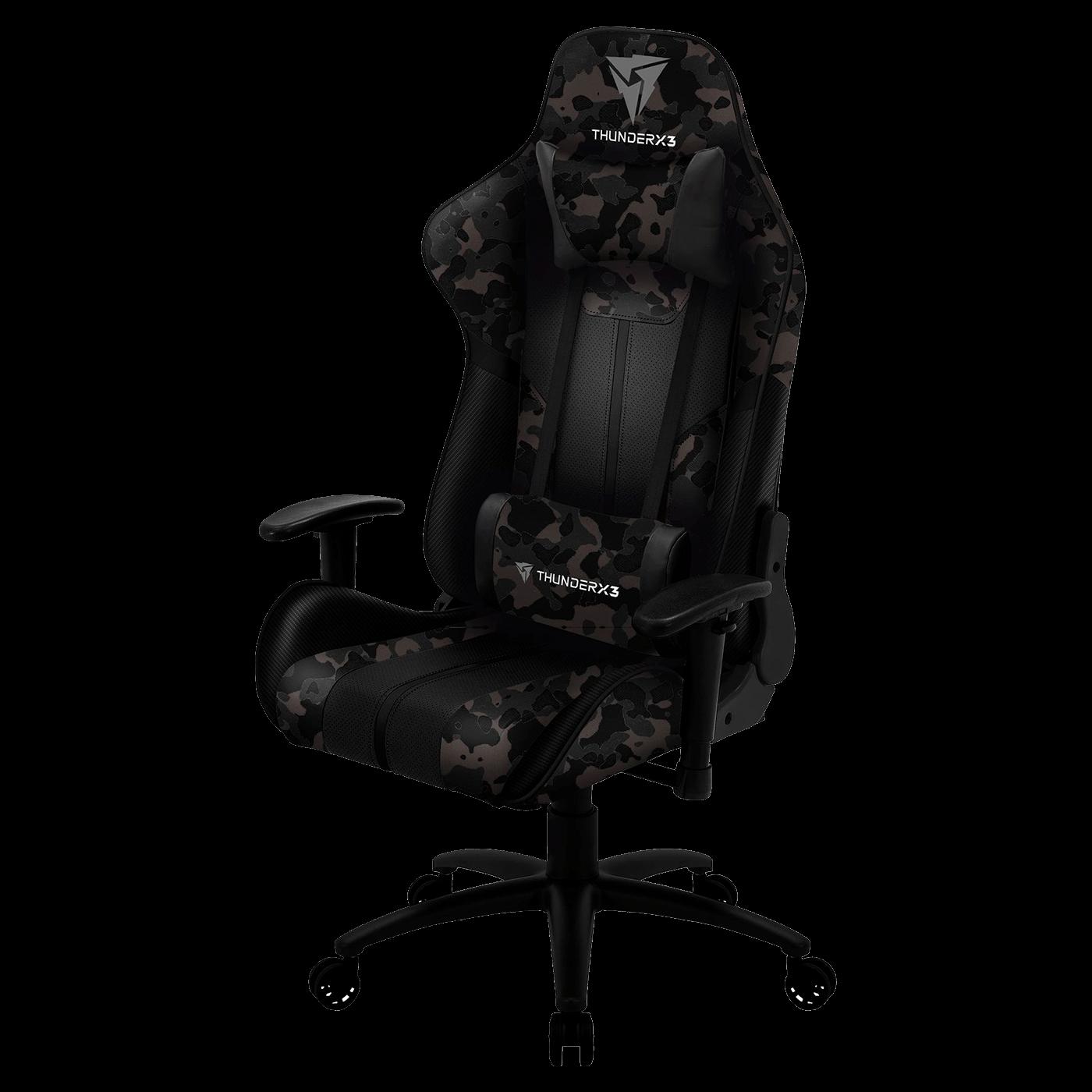 Cadeira Gamer ThunderX3 BC3 Camuflada - CAMO/CZ