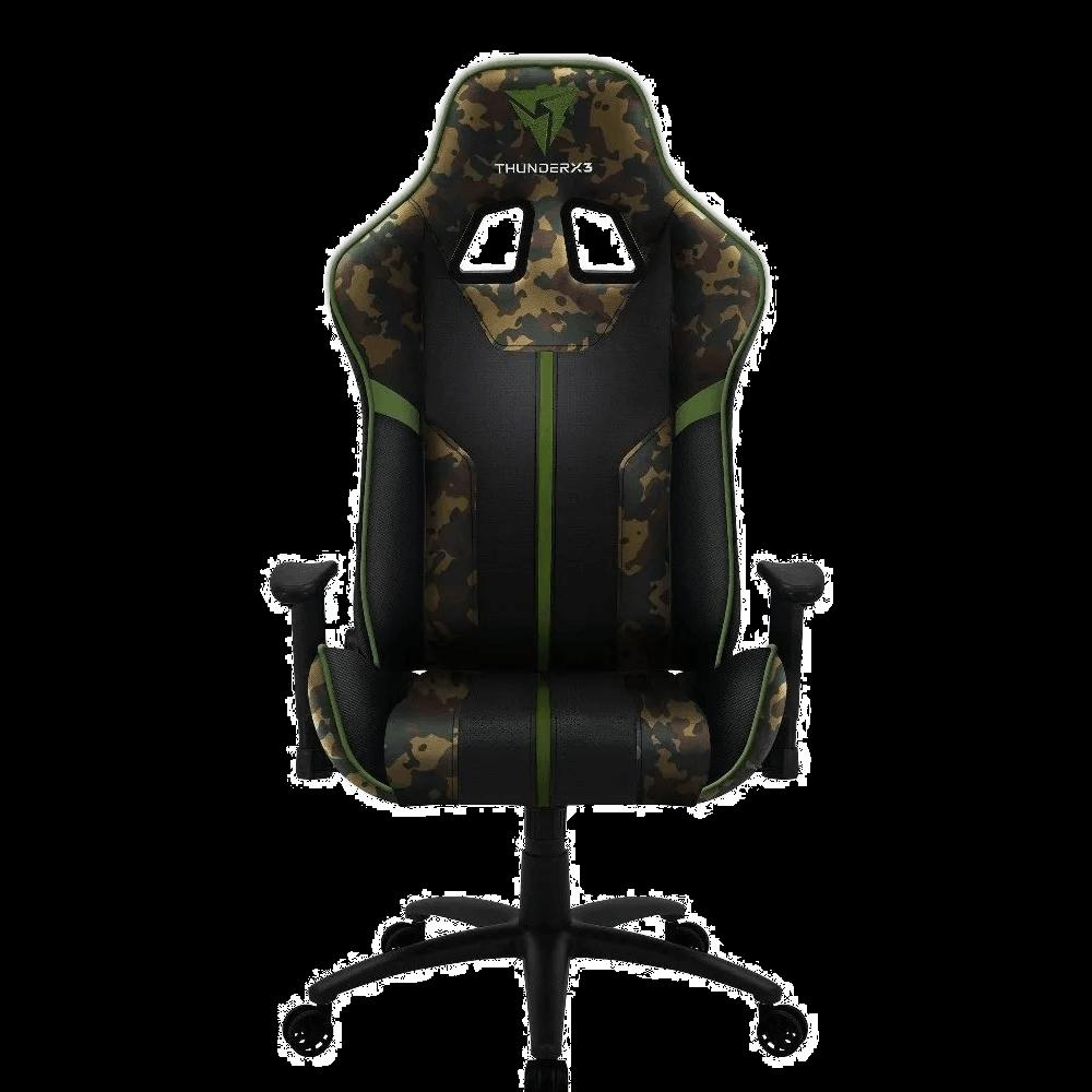 Cadeira Gamer ThunderX3 BC3 Camuflada - CAMO/VD