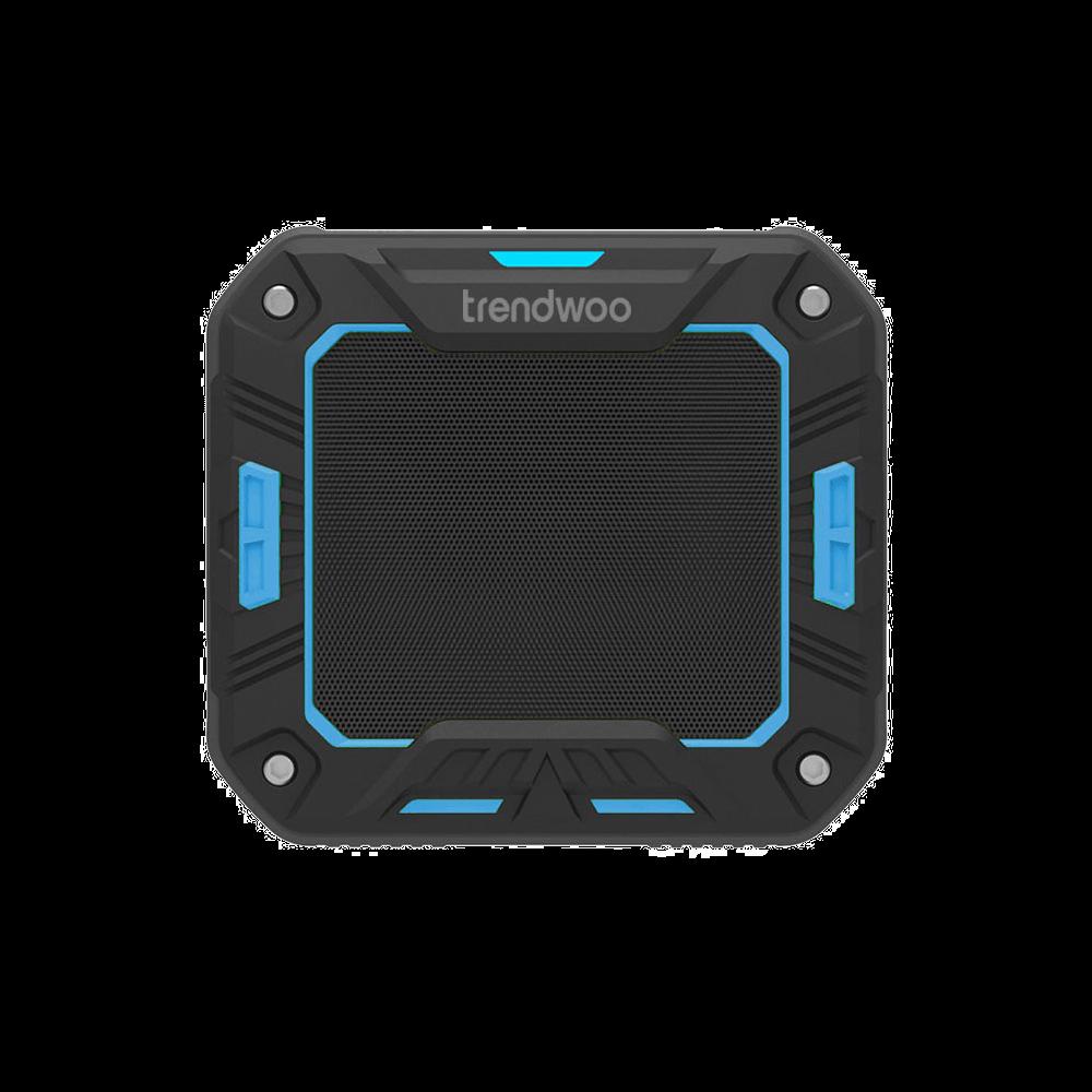 Caixa Portátil Bluetooth Trendwoo Kraken-s - 5W - Bike - À Prova de Impacto, Areia e Água
