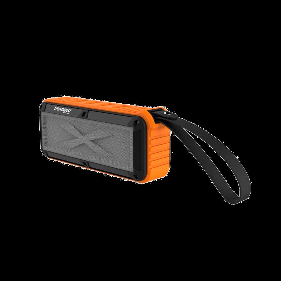 Caixa Som Bluetooth Speaker Rockman-l Trendwoo a Prova de Água - ROCKMAN-L