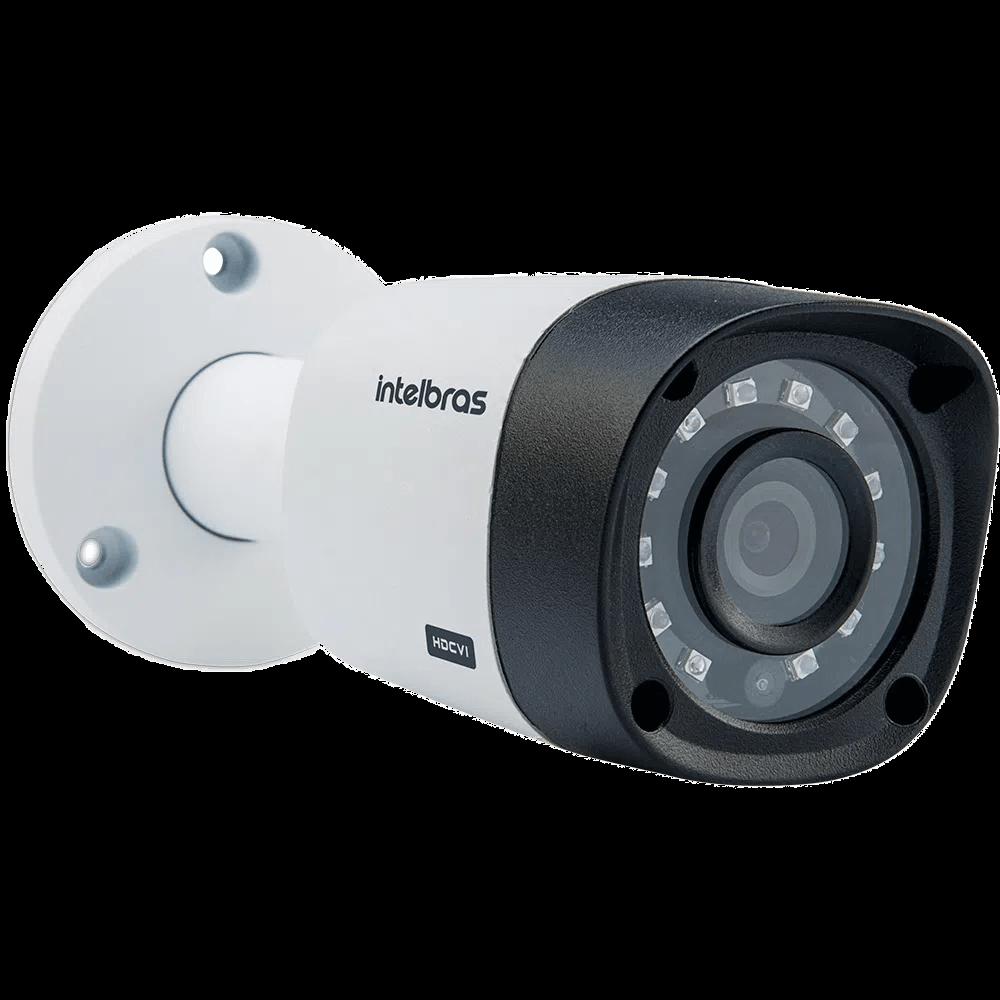 Câmera Bullet Intelbras Multi-HD, Infravermelho, Lente 2.6mm, HD, IR 20m - VHD 1120 B G4