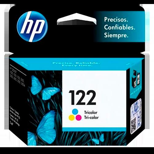 Cartucho HP 122 Colorido Original - CH562HB