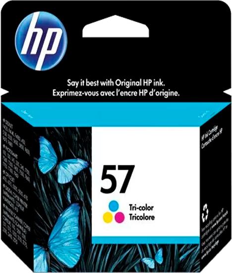 Cartucho HP 57 color 17ml  HP -  C6657AB
