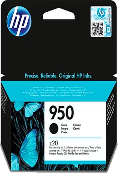 Cartucho HP 950 preto Original -CN049AB