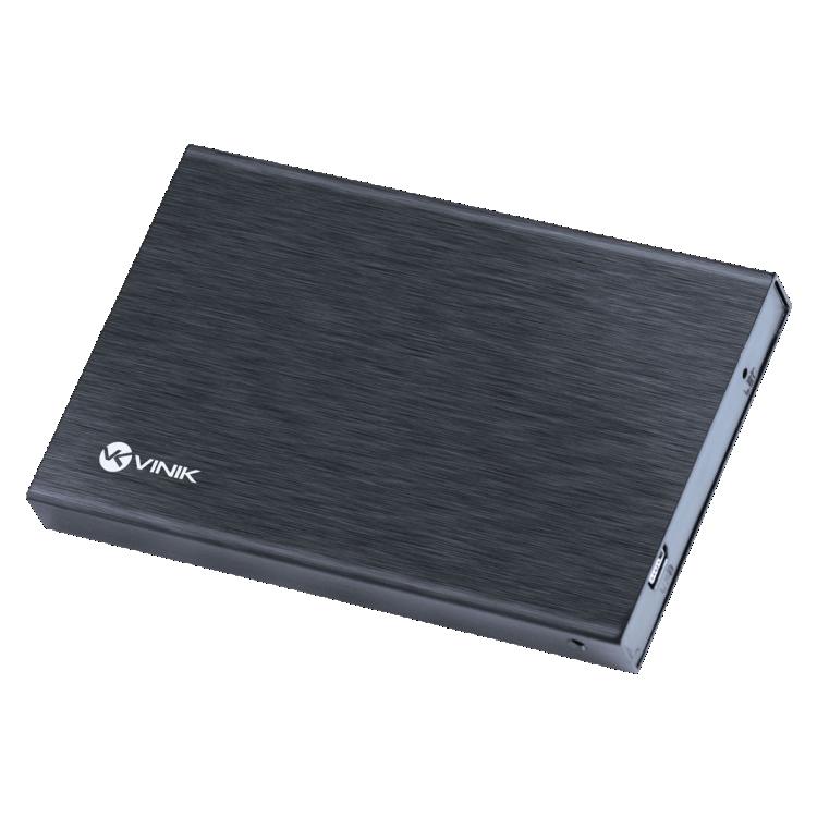 Case Externo Vinik HD 2.5 Alumínio USB 2.0 - 24386