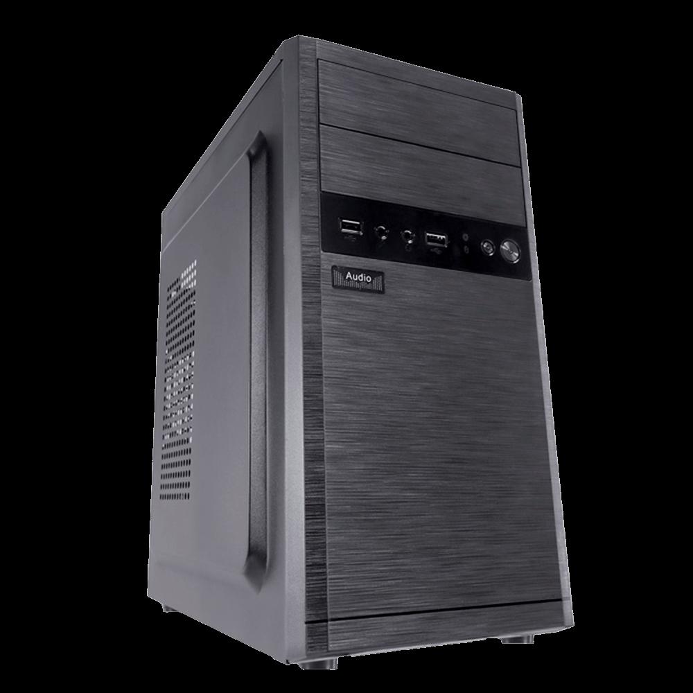 Kit Computador Business Intel Core I5-3470, 8GB DDR3, 240GB SSD, 300W, Windows 10 Pro + Monitor + Teclado + Mouse + Estabilizador