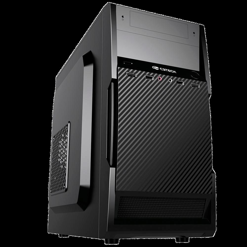 Computador Infohard Intel I3-10100F, 4GB DDR4, 240GB SSD, GT210 1GB, 200W, H410M-H - 636253