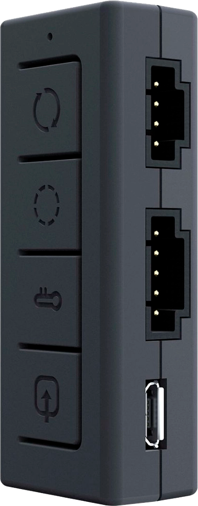 Controlador de LED A-RGB para Cooler e Fita LED Cooler Master - até 3 coolers - MFX-ACBN-NNUNN-R1