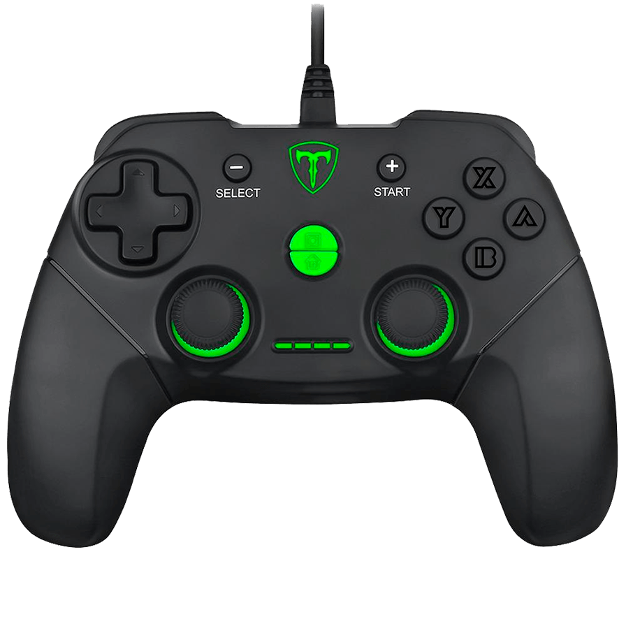 Controle T-Dagger Aries, Switch, PC, PS3 - T-TGP500