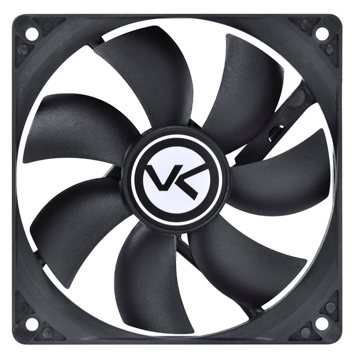 Cooler Fan para gabinete 120MM PRETO - CF120