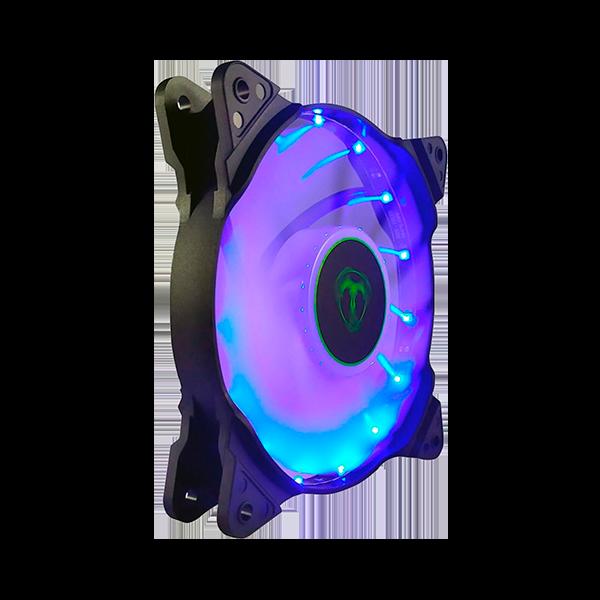 Cooler FAN T-Dagger, 120mm, LED Azul - T-TGF300-B