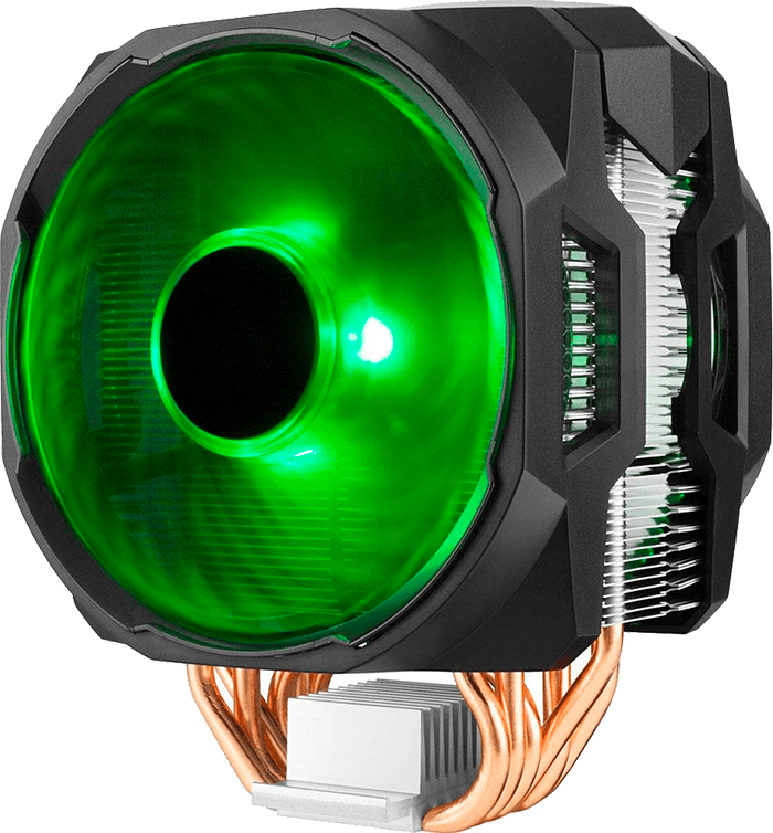 Cooler para Processador Cooler Master AMD/Intel MasterAir MA610P - MAP-T6PN-218PC-R1