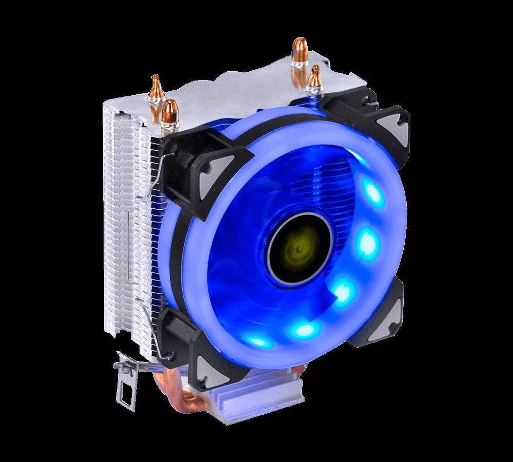 Cooler Para Processador Vinik VX Gaming - CP310 Led Azul