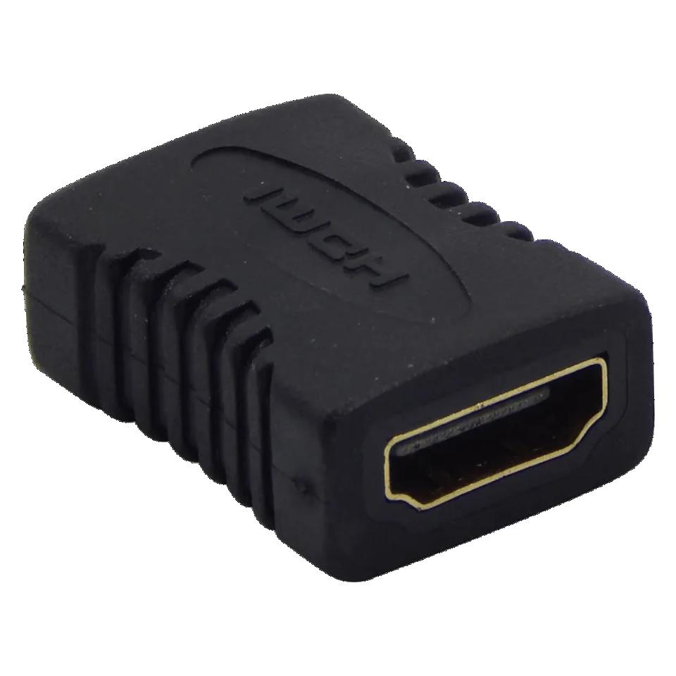 Emenda HDMI Fêmea - HDMI Fêmea