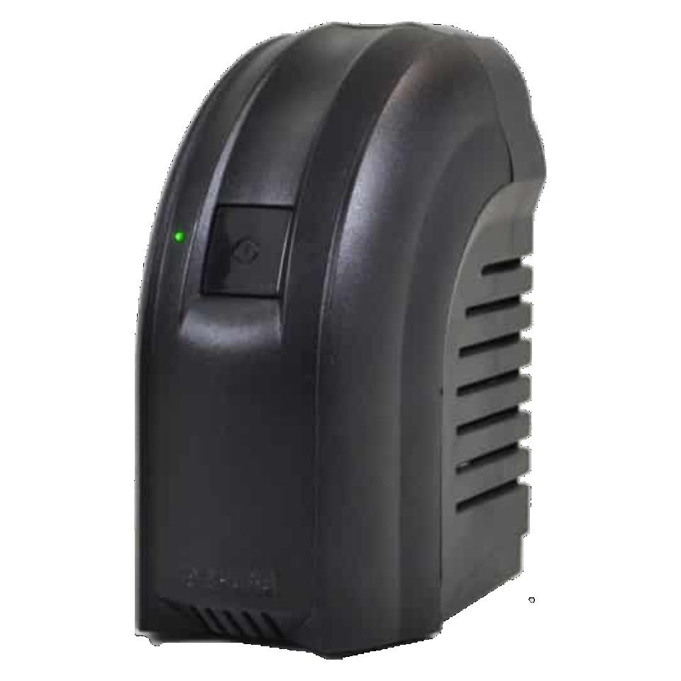 Estabilizador TS Shara Powerest 500Bivolt 4T 115V - 9016 Preto