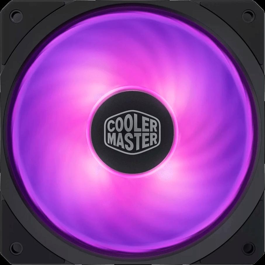 Cooler FAN Cooler Master Masterfan SF120R, 120mm, RGB - MFX-B2DN-20NPC-R1