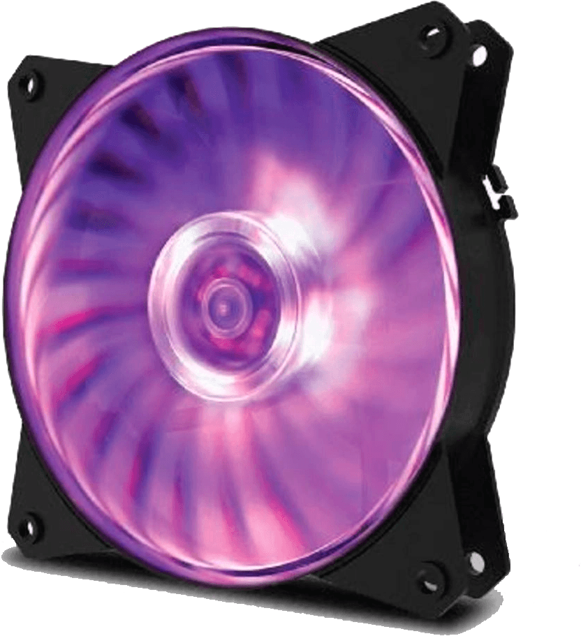 Cooler FAN Cooler Master MasterFan MF120L RGB - R4-C1DS-12FC-R1