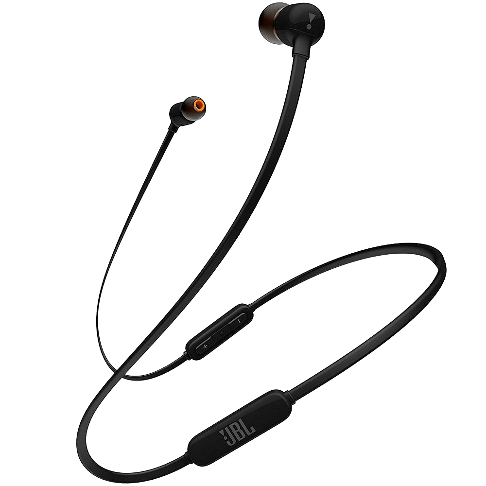 Fone de Ouvido Bluetooth 4.0 Intra Auricular JBL Preto - JBLT110BTBLK