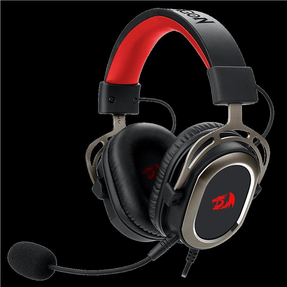 Fone De Ouvido Headset Redragon Gamer Helios H710