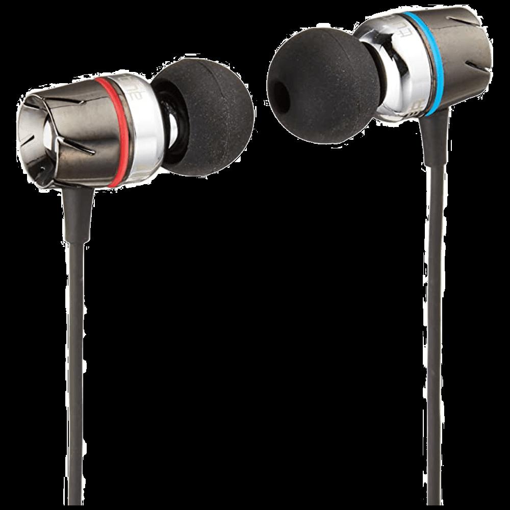 Fone de Ouvido Intra Auricular de Alta Resolução Monster Turbine - 129374 MH TRB CT IE