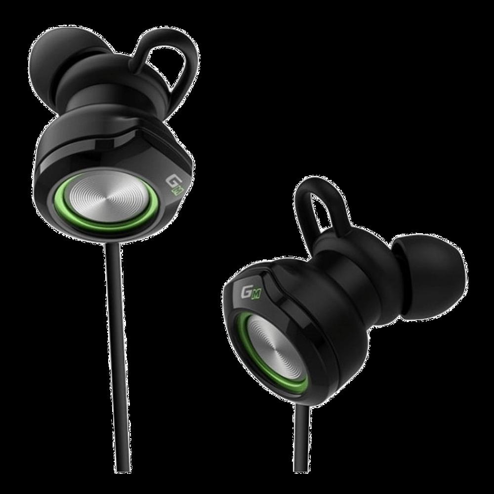 Fone de Ouvido Intra-Auricular Edifier P3, Preto e Verde - GM3SE