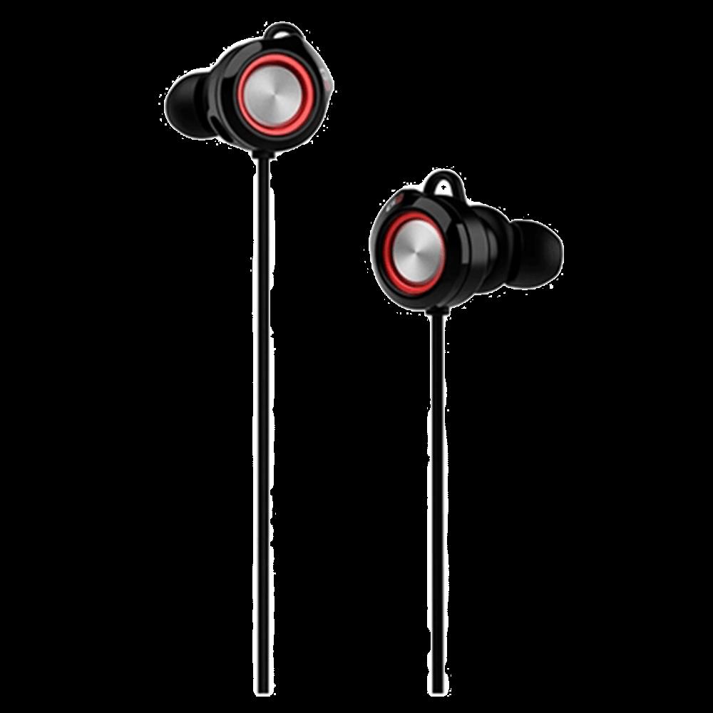 Fone de Ouvido Intra-Auricular Edifier P3, Preto e Vermelho - GM3SE
