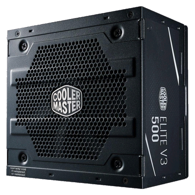 Fonte Cooler Master Elite V3 500W - MPW-5001-ACAAN1-WO