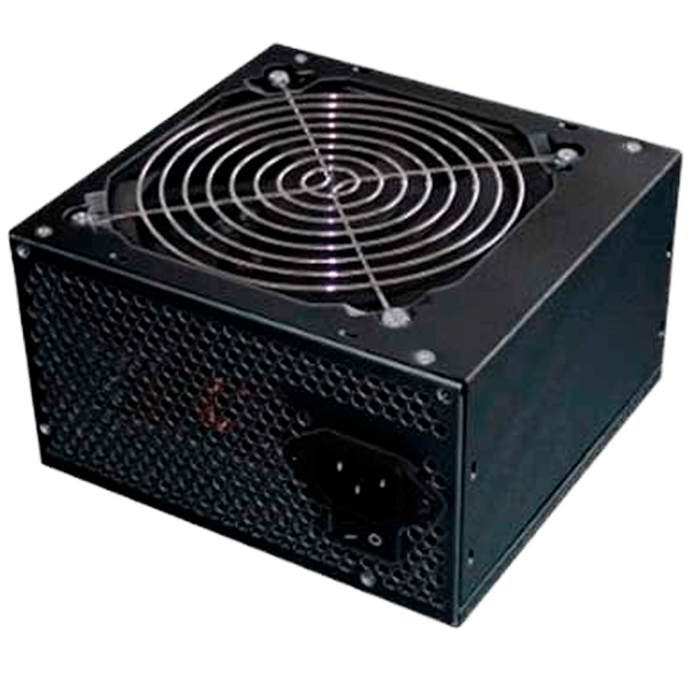 Fonte Mymax ATX 500W 80 Plus Bronze PFC Ativo 24 pinos 4 SATA, MPSU/FP550W