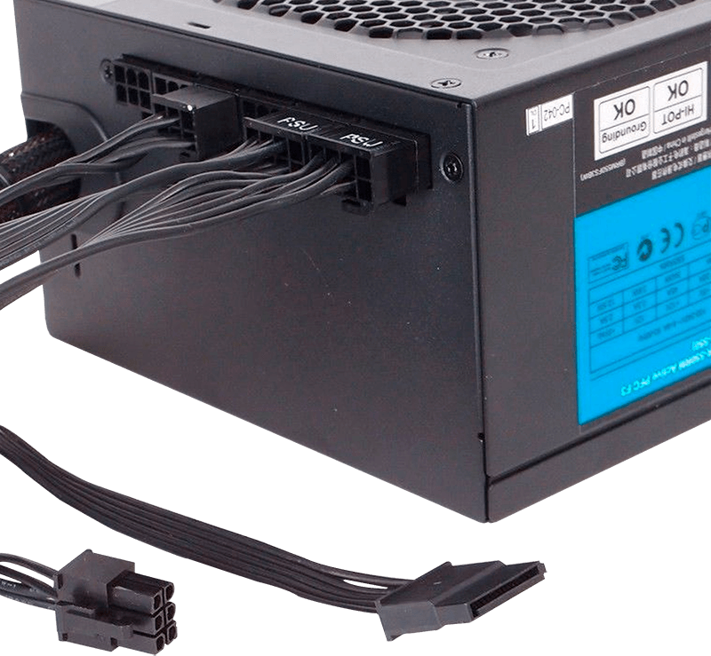 Fonte Seasonic G Series 550W, 80 Plus Gold Semi-modular - SSR-550RM - BOX