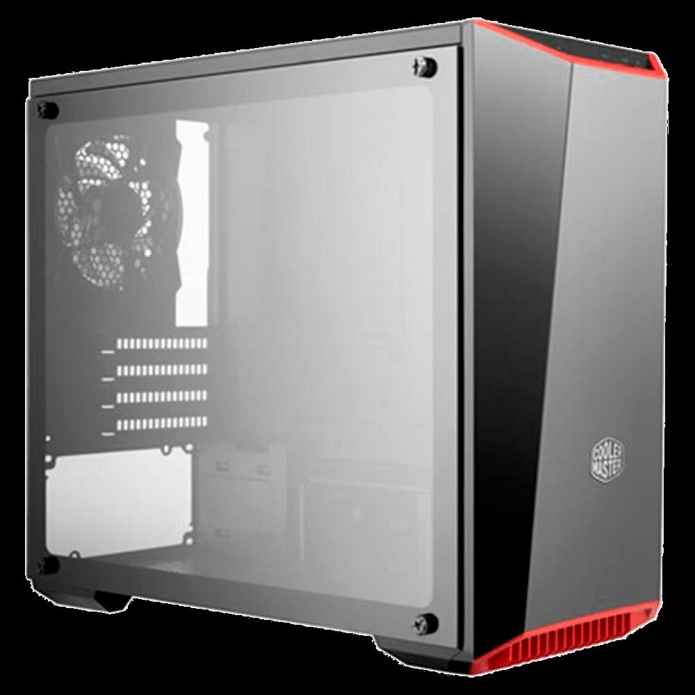 Gabinete Cooler Master Masterbox Lite 3.1 TG Lateral Vidro, MCW-L3S3-KGNN-00