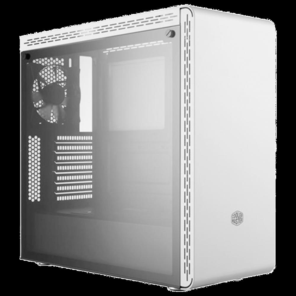 Gabinete Cooler Master Masterbox MS600 Branco, MCB-MS600-WGNN-S00
