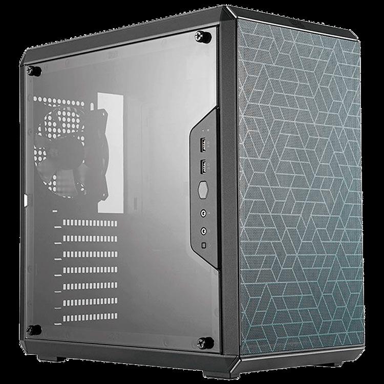 Gabinete Cooler Master Masterbox Q500L Preto, MCB-Q500L-KANN-S00
