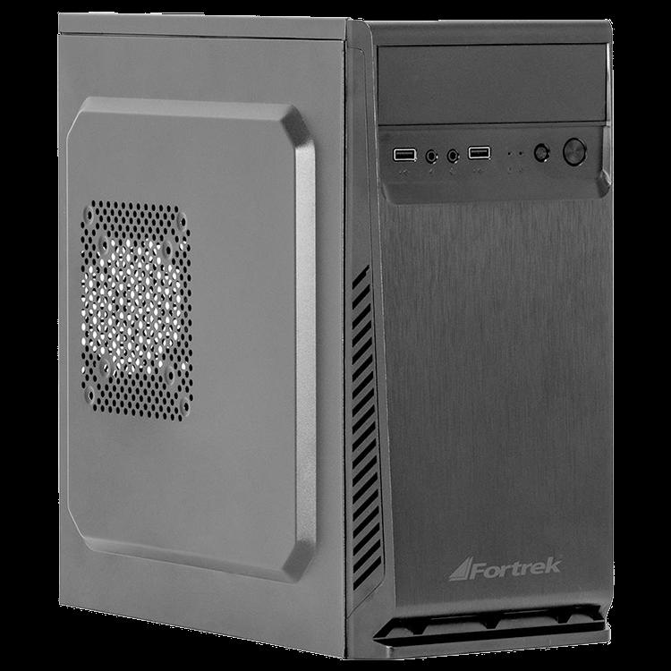 Gabinete Fortrek ATX S/Fonte - SC501BK Preto