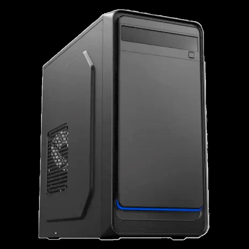 Gabinete Micro ATX 6503b com Fonte Px230 Preto/fita LED Power X
