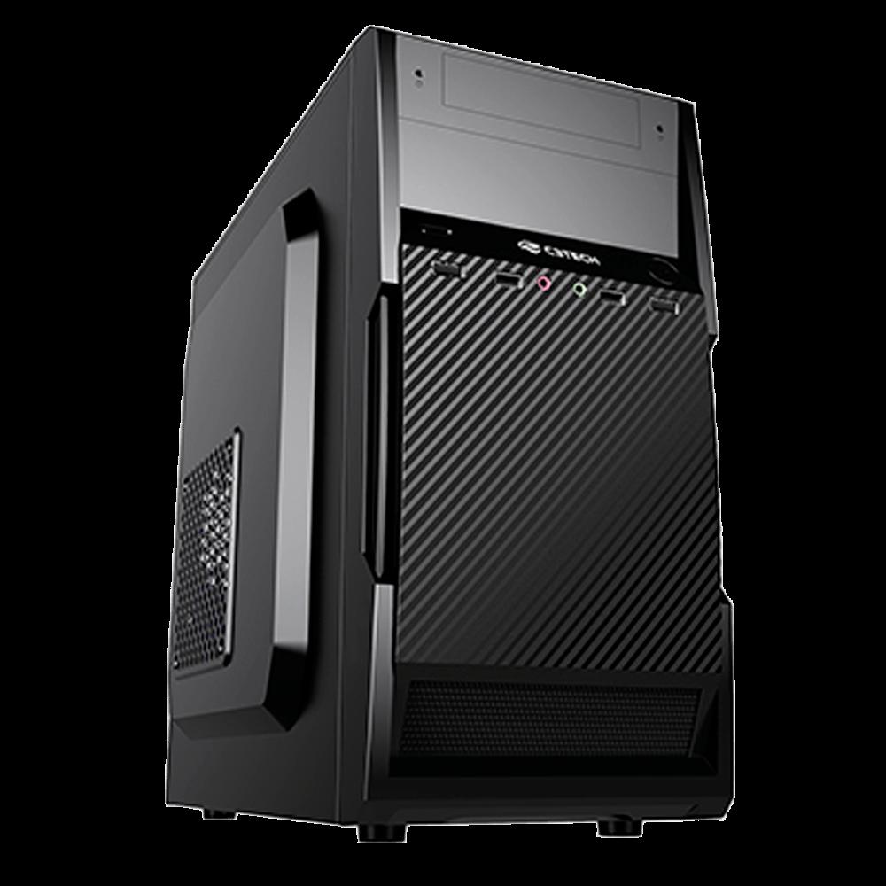 Gabinete Micro ATX com Fonte ATX 200w 2 Baias Mt-25v2bk Preto -  C3tech