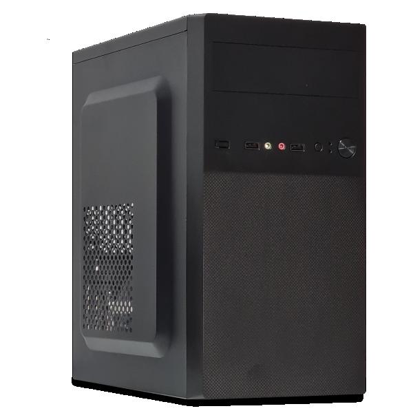Gabinete Micro ATX K-mex GM06-TH Preto