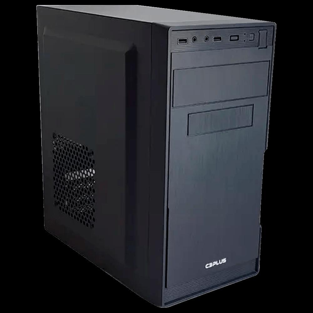 Gabinete Micro-ATX MT-23V2BK com Fonte 200W - C3Tech