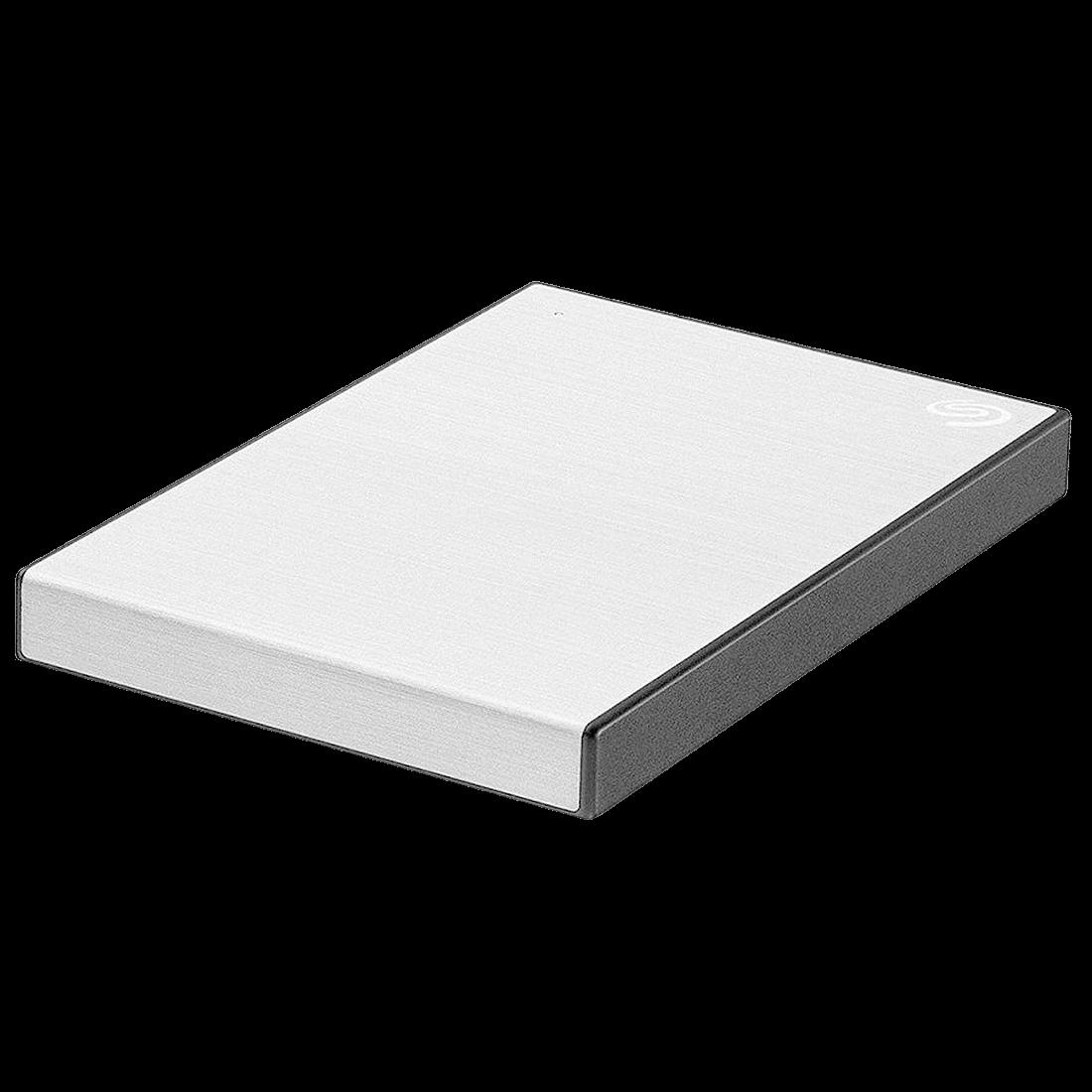 HD Externo Portátil 2TB Seagate Plus Slim - USB 3.0 - Prata - STHN2000401