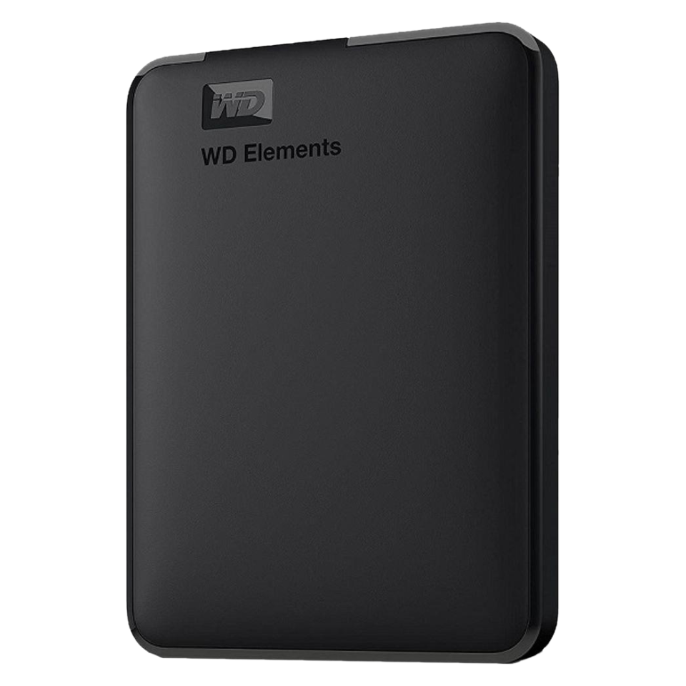 HD WD Externo Portátil Elements USB 3.0 2TB - WDBU6Y0020BBK
