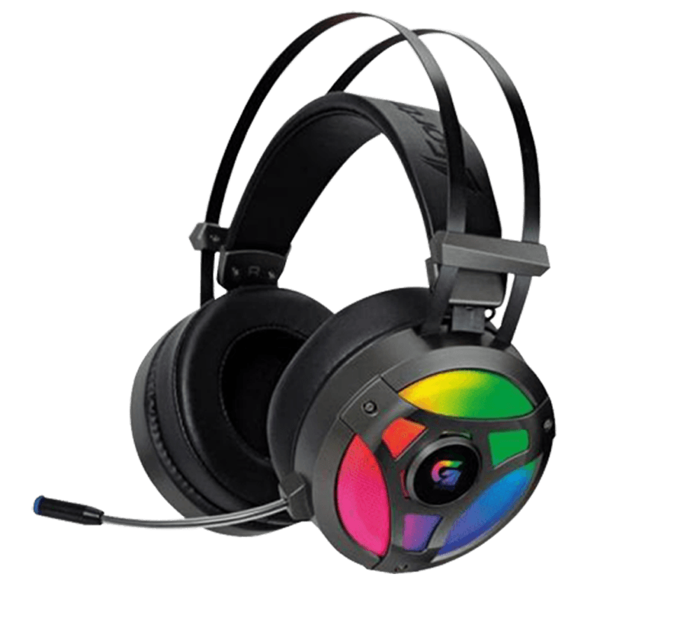 Headset Gamer Fortrek H1 Plus 7.1, USB, Cinza - G Pro