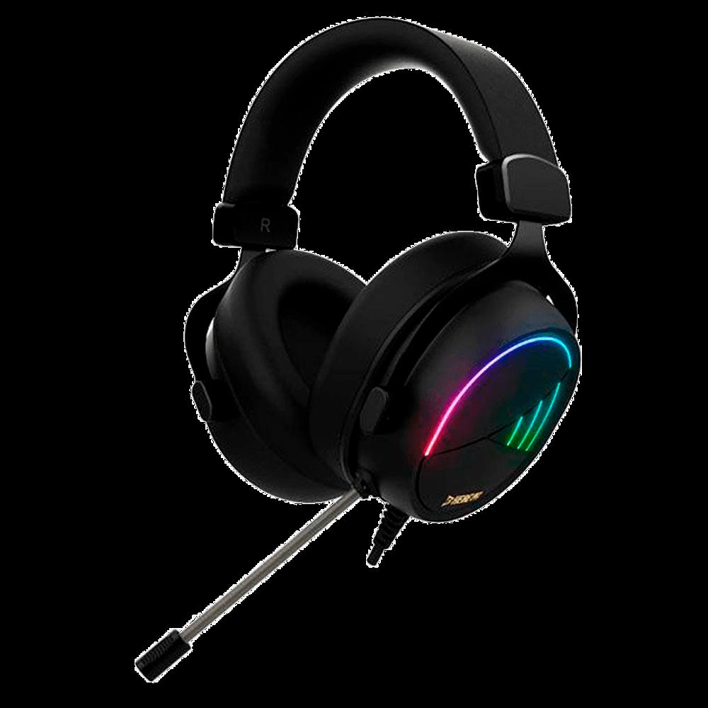Headset Gamer Gamdias HEBE M2 RGB 7.1 VIRTUAL, HEBE M2