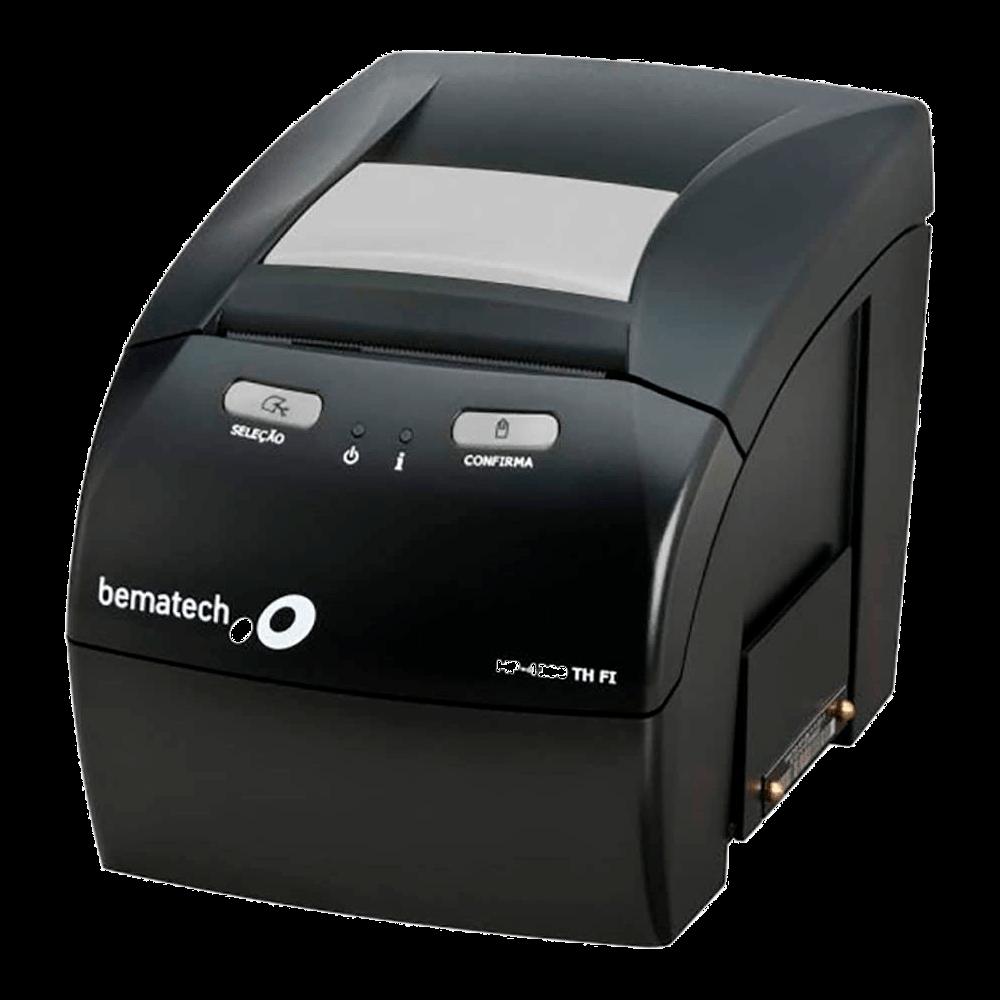 Impressora Fiscal Bematech MP-4200 TH FI Blindada com Guilhotina