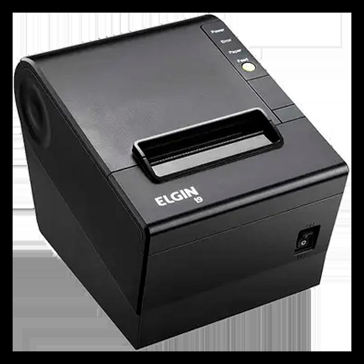 Impressora térmica, não fiscal,  Elgin i9 - USB