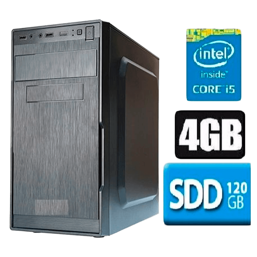 Infohard Compacto - CORE INTEL I5 /4GB/120GB WORLD