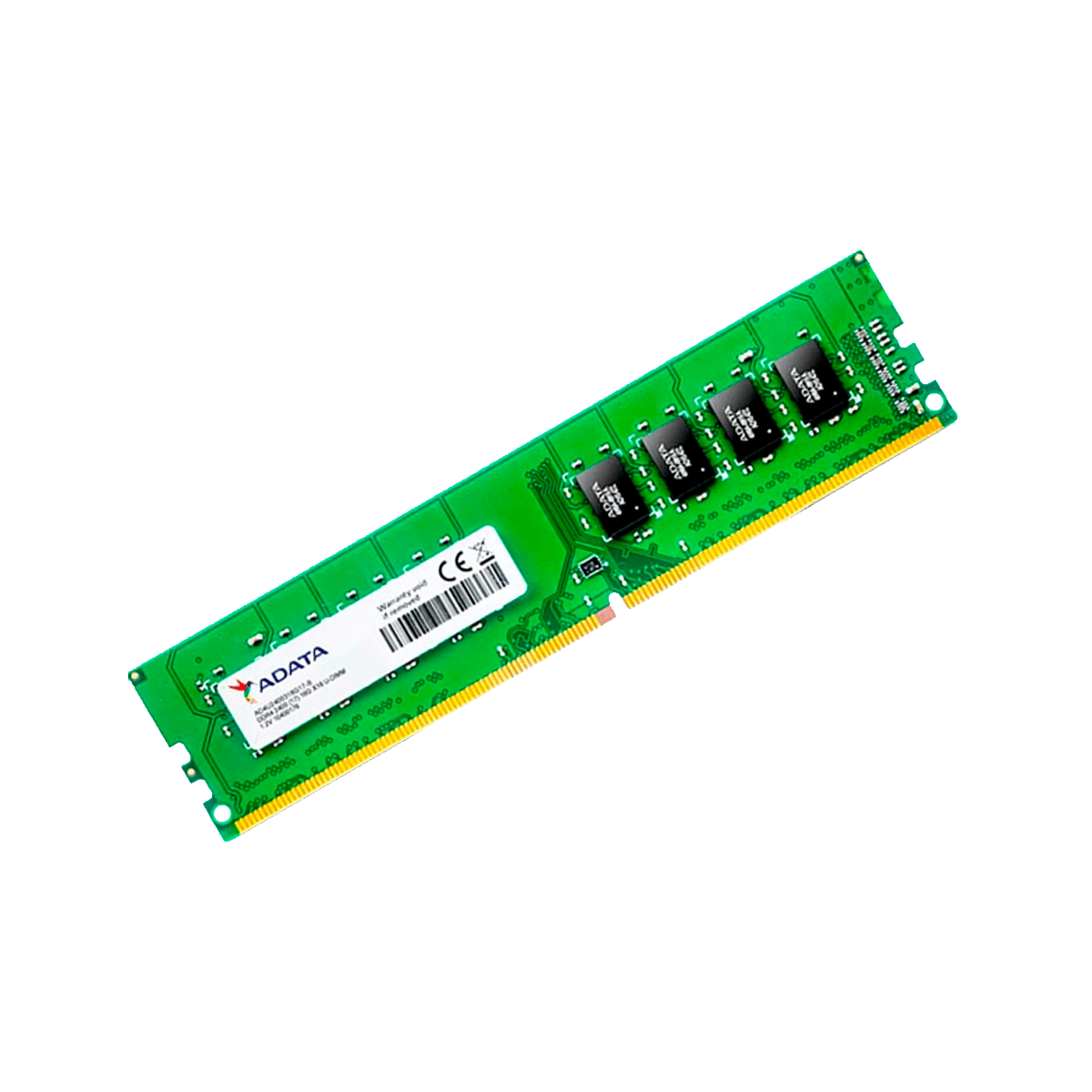 MEMORIA ADATA 4GB DDR3-1600MHZ LOW VOLTAGE - ADDX1600W4G11-SPU