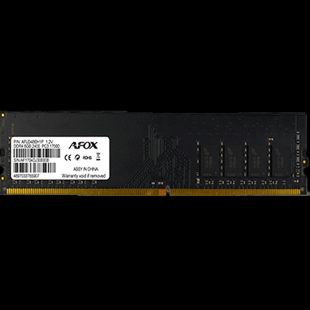 Memória Afox DDR4 /  8G / 2400 / UDIMM -  AFLD48EH1P