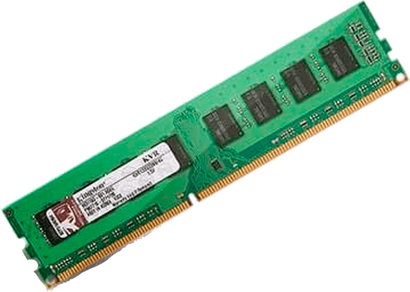 Memória RAM 4GB, 1,5V, 1333MHz, DDR3, KVR1333D3N9/4G - Kingston