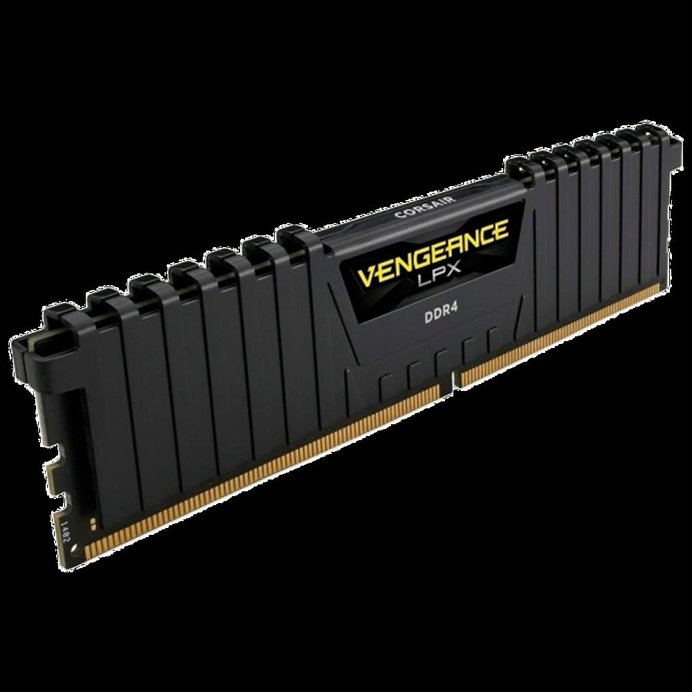 Memória RAM Vengeance LPX 8GB DDR4  Corsair - CMK8GX4M1A2400C16